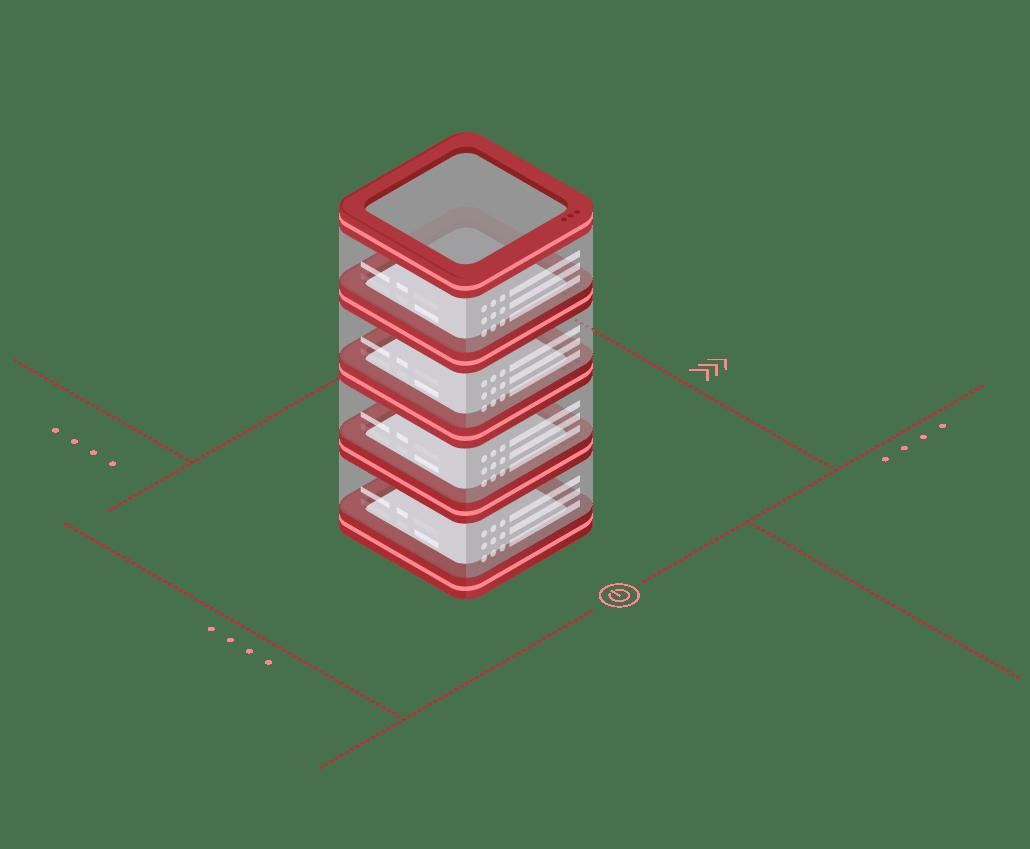 server-single homepage